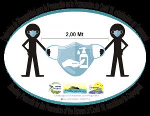 Protocolo de biosegurida establecido en capurgana choco colombia como prevencion a la propagacion de covid 19