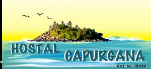 Logosimbolo hostal capurgana